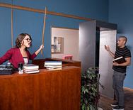 Brazzers Exxtra The Lusting Librarian – Adriana Chechik – 1 July 30, 2019 Brazzers Siterip 2019 WEB-DL mp4 SPINXSHARE