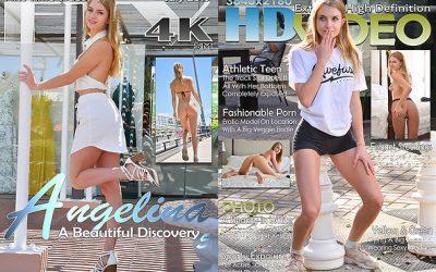 FTVGIRLS Angelina V Jul 12, 2019 IMAGESET SITERIP 2017 zip Archive FTV