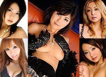 The Collection Of Debut Videos Azumi Hanasaiki, Anri Hoshizaki, nao., Yu Shiraishi, Megumi Haruka Carribean  ASIAN AV  1920×1020 wmv