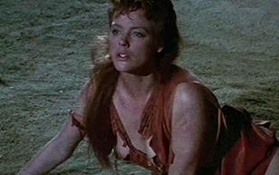 MrSkin Brigitte Nielsen Slips Nip in Red Sonja  WEB-DL Videoclip