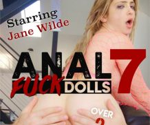 Anal Fuck Dolls 7 DVD Release  [DVD.RIP. H.264 Production Year 2019]