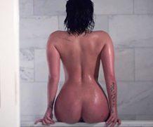 MrSkin Demi Lovato –  the Trending Star's  Buns on Her B-Day  WEB-DL Videoclip