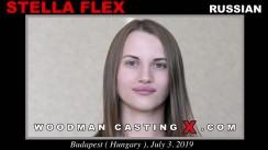 WoodmancastingX.com Stella Flex Release: 29:04  WEB-DL Mutimirror h.264 DVX