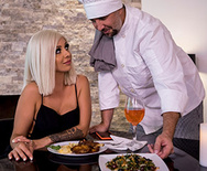 Real Wife Stories Pussy For The Private Chef – Madelyn Monroe – 1 August 25, 2019 Brazzers Siterip 2019 WEB-DL mp4 SPINXSHARE