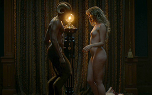 MrSkin Carnival Row: Tamzin Merchant, Cara Delevingne & Others Really Nude  WEB-DL Videoclip