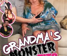 Grandma's Monster Tits DVD Release  [DVD.RIP. H.264 Production Year 2019]