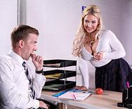 Big Tits at School Teacher's Pet – Amber Jade – 1 August 24, 2019 Brazzers Siterip 2019 WEB-DL mp4 SPINXSHARE
