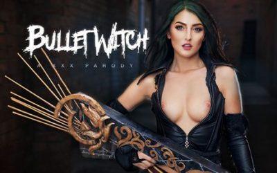 VrCosplayX Bullet Witch A XXX Parody VR Porn Video  [SITERIP VirtualReality XXX]