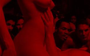 MrSkin Laine Neil's Boobs & Buns in a Spaghetti Style Orgy in Strange Angel  WEB-DL Videoclip