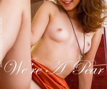 Met-Art We're A Pear feat Ava  WEB-DL Siterip Collectors Edition 5600px