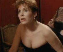 MrSkin Carrie Fisher's Cleavage in Sweet Revenge  WEB-DL Videoclip