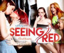 Girlsway Seeing Red: Closet Kissers feat Maya Kendrick  WEB-DL FAMENETWORK 2019 mp4