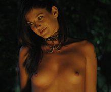 MrSkin Eva Hamilton Shows Her Rack by the Campfire in Ruin Me  WEB-DL Videoclip