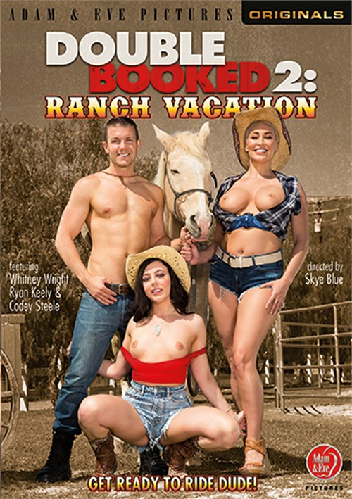 Double Booked 2: Ranch Vacation DVD Release  [DVD.RIP. H.264 Production Year 2019] Siterip RIP