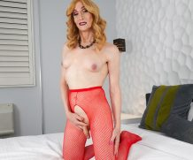 TGirl40 A Sensual Cock Play!  Shemale XXX WEB-DL Groobynetwork