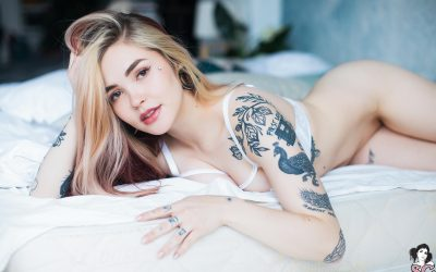 Suicidegirls Watercolor morning  Siterip  Imageset 5200px  Multimirror
