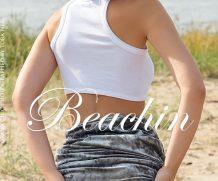 Met-Art Beachin feat Oxana Chic  WEB-DL Siterip Collectors Edition 5600px
