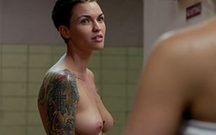 MrSkin Ruby Rose –  the Star Who Plays the Openly Gay Batwoman NAKED  WEB-DL Videoclip