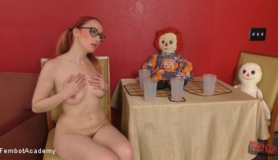 fembotacademy Crystal Clark in TRAINING A ROBOT INTO DOLL A TWISTED TRANSFORMATION  Video Clip Siterip Kink WEB-DL 720p mp4