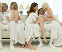 Mormongirlz Breeding: Pearl, Jane, Melody and Ashleigh  Video + Imageset mp4 Multimirror