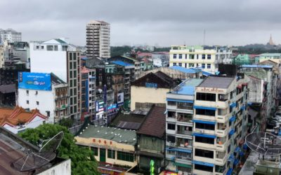 Asiansexdiary Yangon Rooftop Bar And Restaurant With A View  Siterip Video Asian XXX