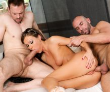 EvilAngel Hotwife Tinas 2-Cock Anal Threesome  HD VIDEO Siterip 1080p HD