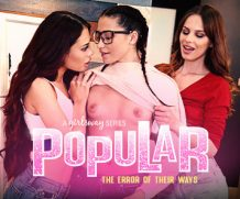 Girlsway Popular 3: The Error Of Their Ways feat Jillian Janson  WEB-DL FAMENETWORK 2019 mp4