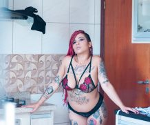Suicidegirls I'm a mess I confess  Siterip  Imageset 5200px  Multimirror