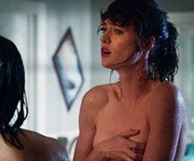 MrSkin Mackenzie Davis:  The Terminator Baby Naked  WEB-DL Videoclip
