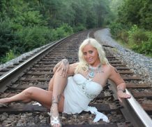 Suicidegirls RAILROAD TO HEAVEN  Siterip  Imageset 5200px  Multimirror