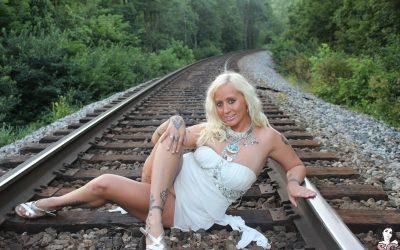 Suicidegirls RAILROAD TO HEAVEN  Siterip  Imageset 5200px  Multimirror