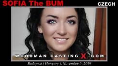 WoodmancastingX.com Sofia The Bum Release: 30:13  WEB-DL Mutimirror h.264 DVX