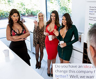 Big Tits at Work Office 4-Play: Latina Edition – Bridgette B – Luna Star – Victoria June – Katana Kombat – 1 November 28, 2019 Brazzers Siterip 2019 WEB-DL mp4 SPINXSHARE