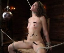 hogtied Victoria Voxxx in Victoria Voxxx: EXTREME Torment, Brutal Bondage and Waterboarding!  Video Clip Siterip Kink WEB-DL 720p mp4
