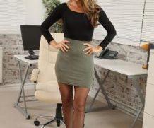 Only-Secretaries Chloe French  Siterip Imageset TEASENETWORK Multimirror