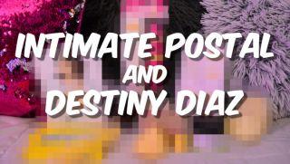 MANYVIDS DestinyDiaz in Intimate Postal Collaboration  Video Clip WEB-DL 1080 mp4