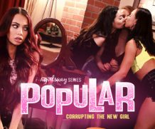 Girlsway Popular 1: Corrupting The New Girl feat Aidra Fox  WEB-DL FAMENETWORK 2019 mp4