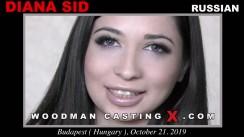 WoodmancastingX.com Diana Sid Release: 25:31  WEB-DL Mutimirror h.264 DVX