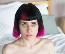 Suicidegirls Dark Pinkest  Siterip  Imageset 5200px  Multimirror
