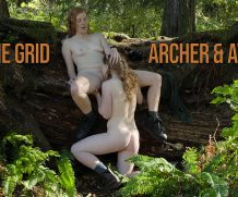 GirlsoutWest Archer & Avalon – Off The Grid  Video  Siterip 720p mp4 HD