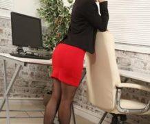 Only-Secretaries Kristina  Siterip Imageset TEASENETWORK Multimirror