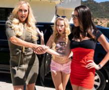 Girlsway My Mom Does WHAT?? feat Brandi Love  WEB-DL FAMENETWORK 2019 mp4