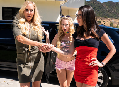 Girlsway My Mom Does WHAT?? feat Brandi Love  WEB-DL FAMENETWORK 2019 mp4 Siterip RIP