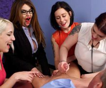 Purecfnm Horny Consultant feat Belle O'Hara  Siterip Video wmv Multimirror