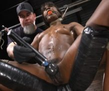 hogtied Ana Foxxx is Racked, Bound, and Tormented feat. Ana Foxxx  WEBRIP  480p h.265 Multimirror