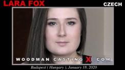 WoodmancastingX.com Lara Fox Release: 21:08  WEB-DL Mutimirror h.264 DVX