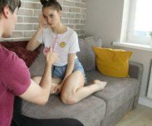 Modelhub solazola FULL!!! Caught my step-sister while she masturbated – SolaZola  WEB-DL 1080p 4k Siterip Clip