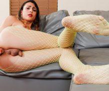 Groobygirls Eva Joi's Climax!  Tranny XXX Siterip