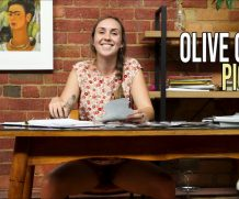 GirlsoutWest Olive G – Pic Me  Video  Siterip 720p mp4 HD