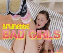 Brunette Bad Girls DVD Release  [DVD.RIP. H.264 Production Year 2019]